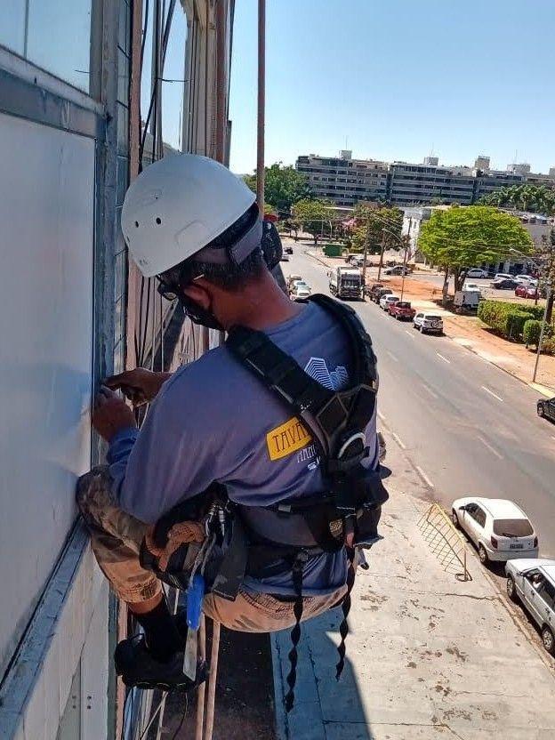 impermeabilização de janelas