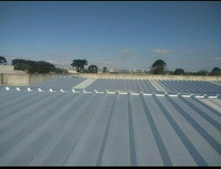 telhados termo acustico