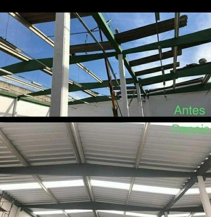montagens de telhados