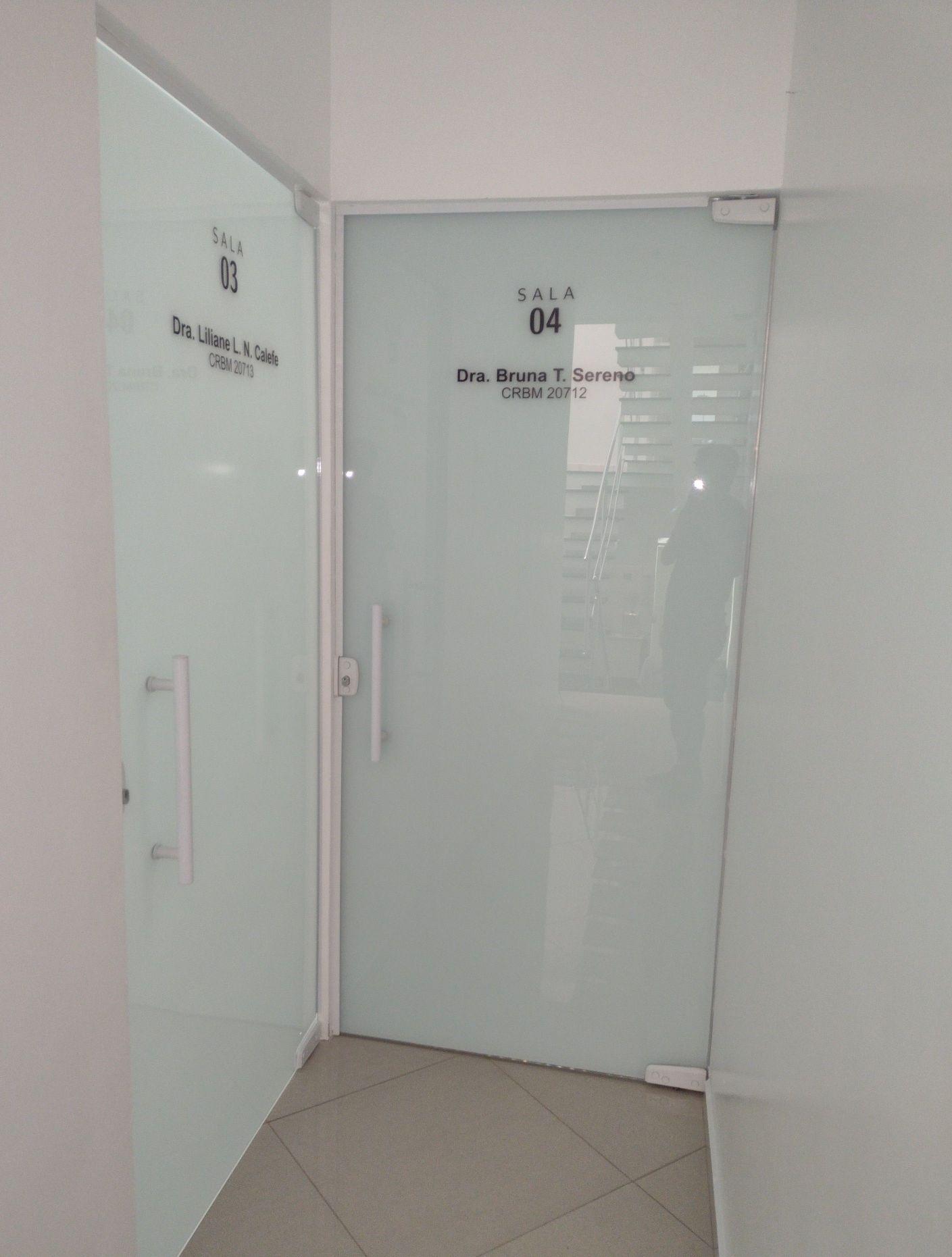 portas de salas