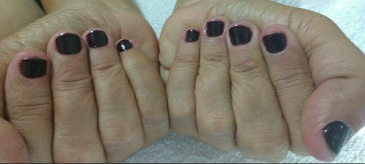 Cliente deixando de roer as unhas, não é lindo?