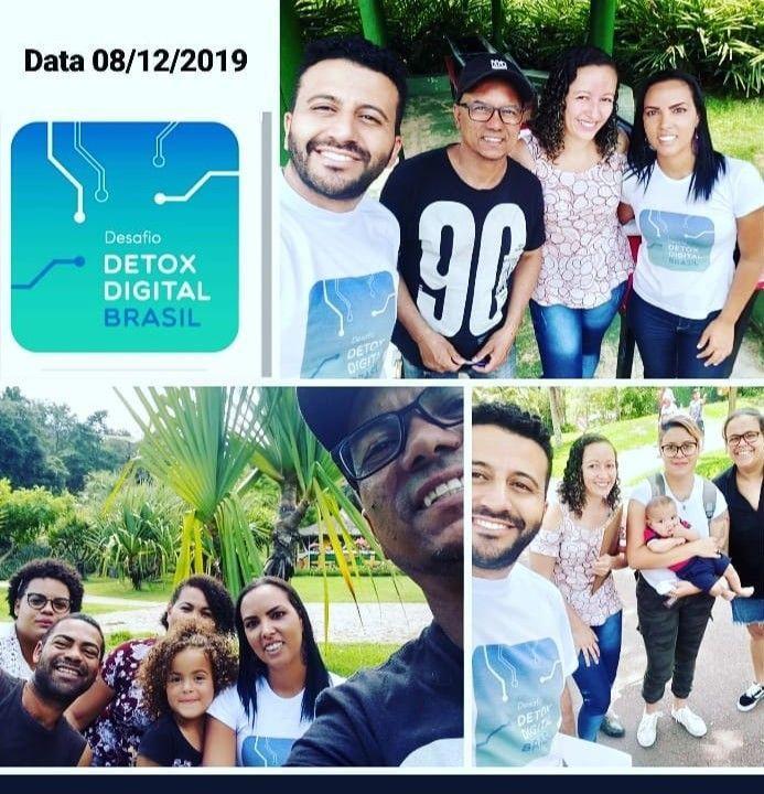 Representante do Detox digital Brasil em Jundiaí
