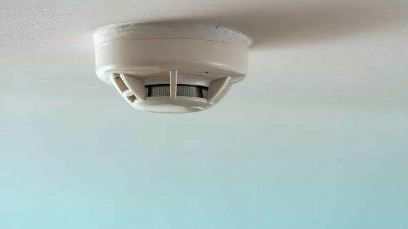 sensor de incendio