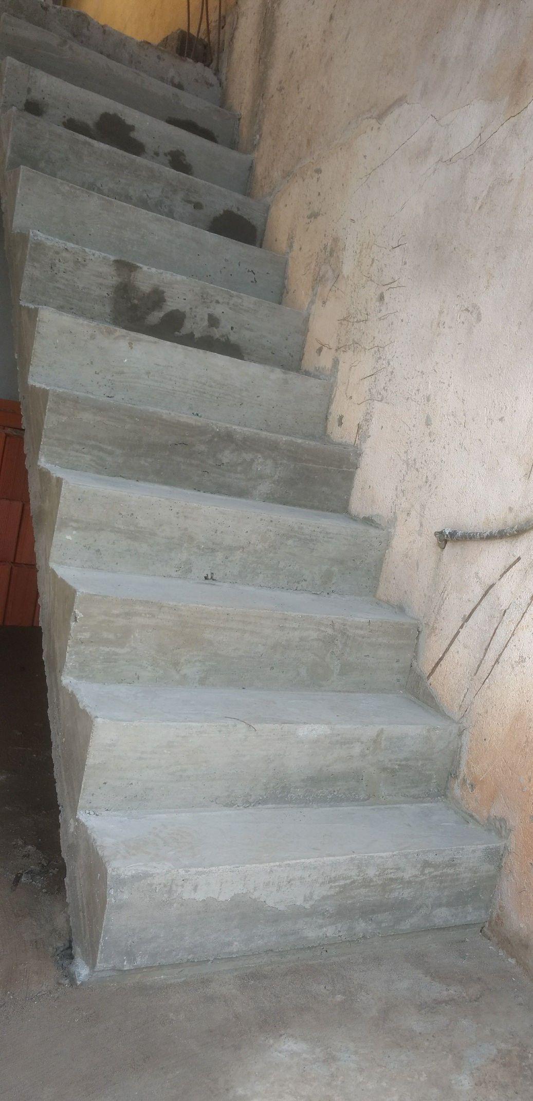 instalação escada