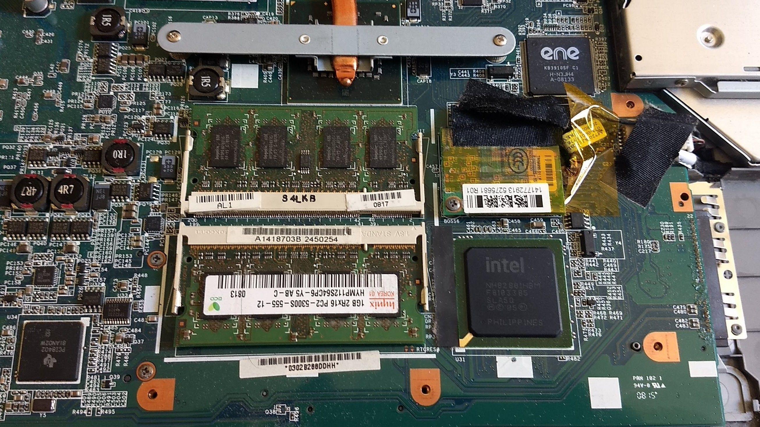 análise e upgrade em PCs e Notebooks