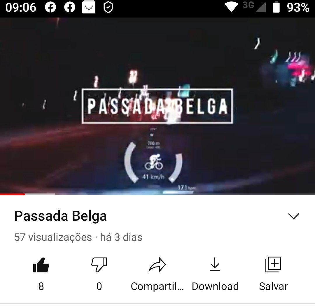 Vídeos curtos YouTube