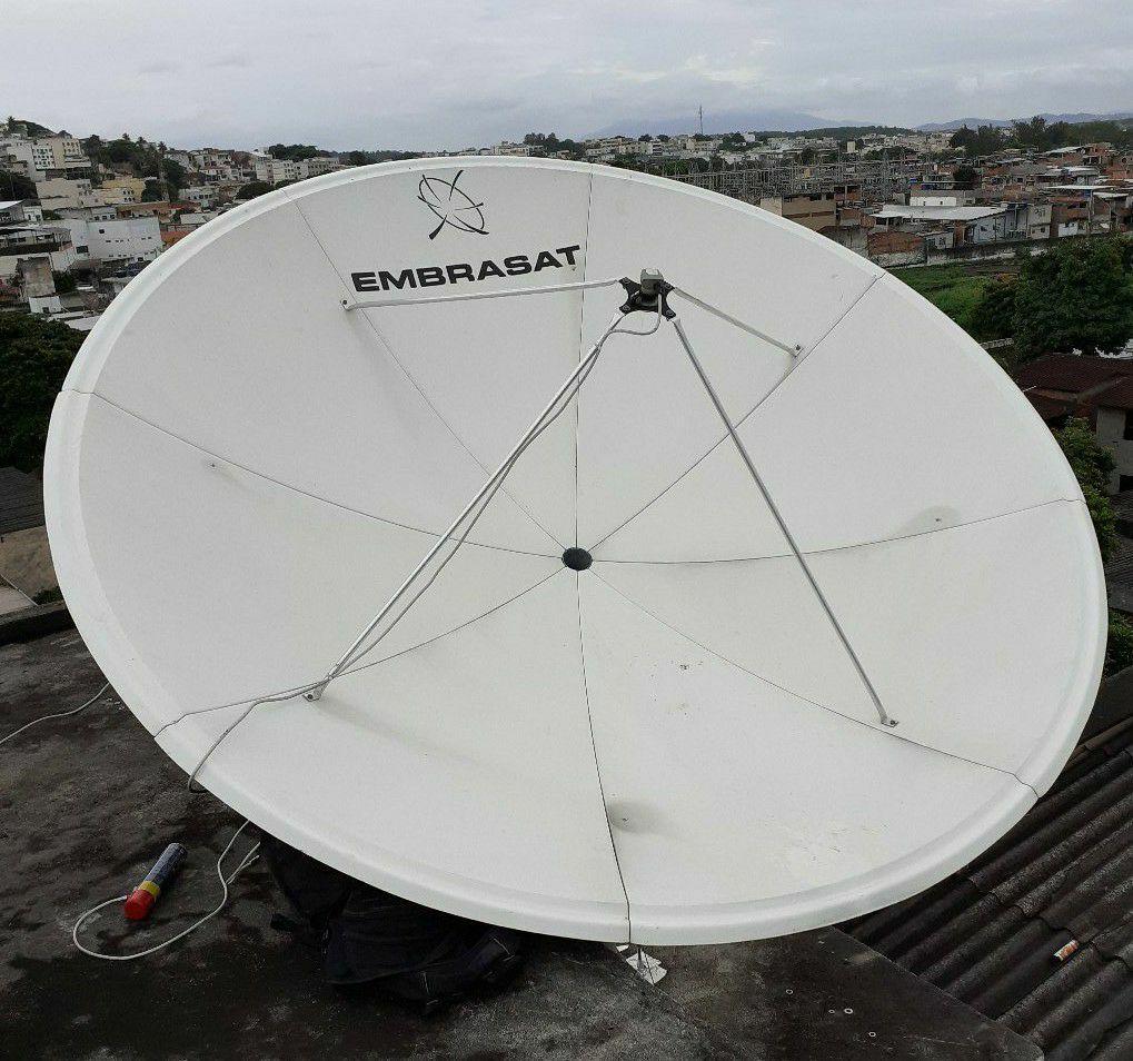 antena para transmissão aulas online(faculdade)