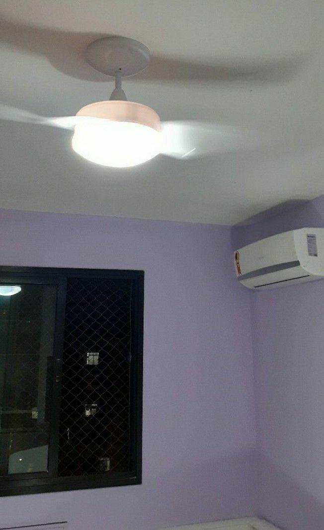 ventilador de teto
