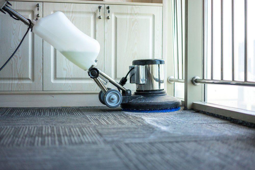 Higienização em tapetes !