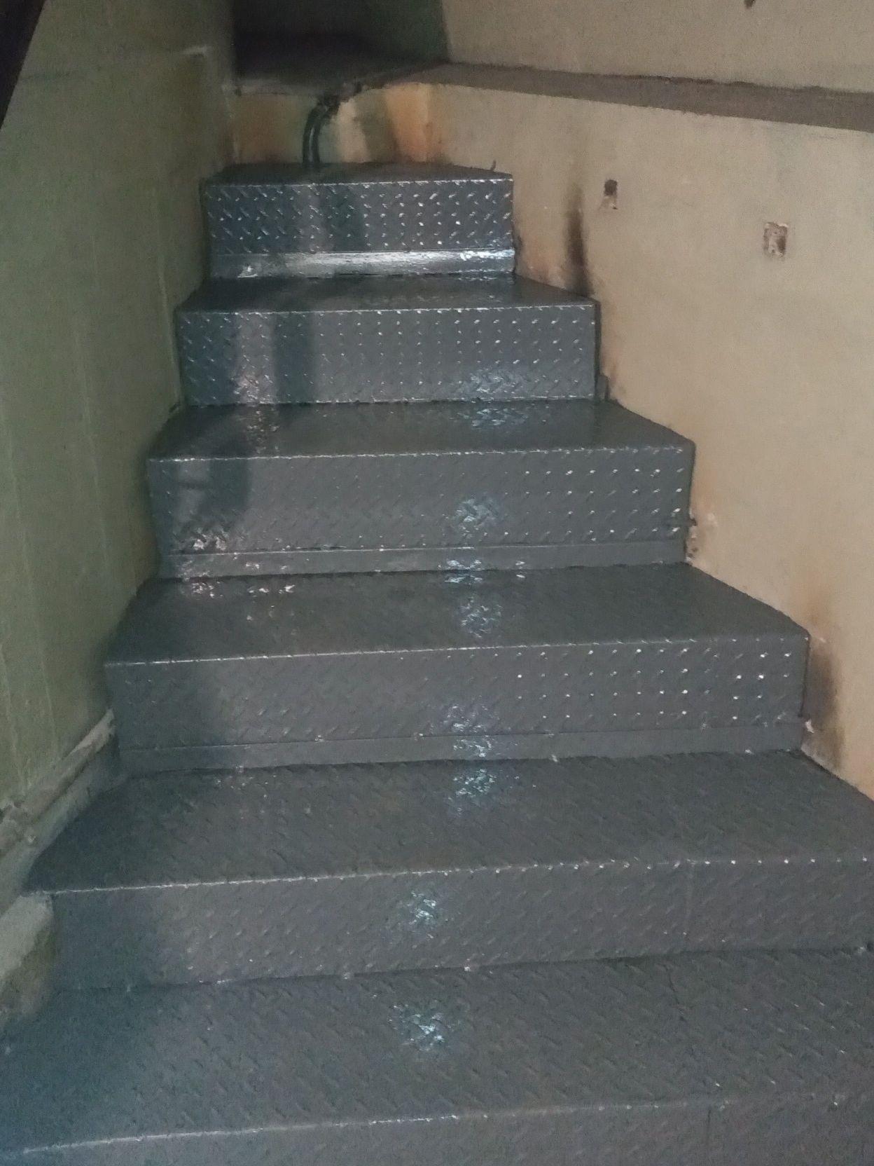 escada xadrez