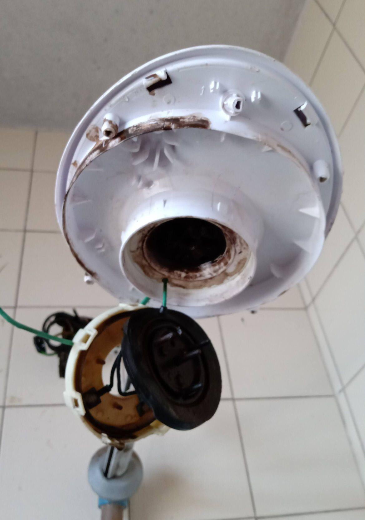 manutenção e instalacao de chuveiro