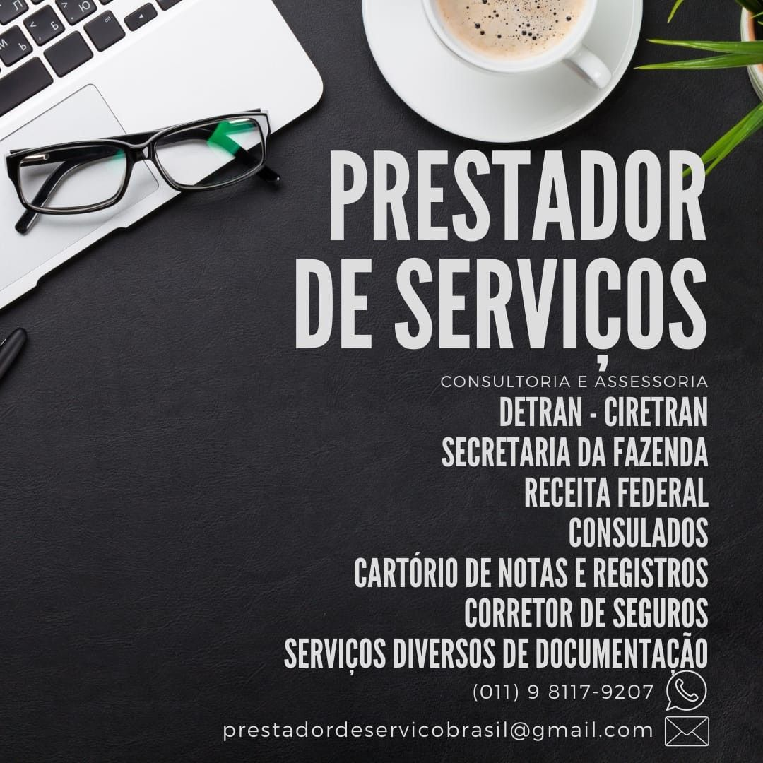 Prestador de serviços