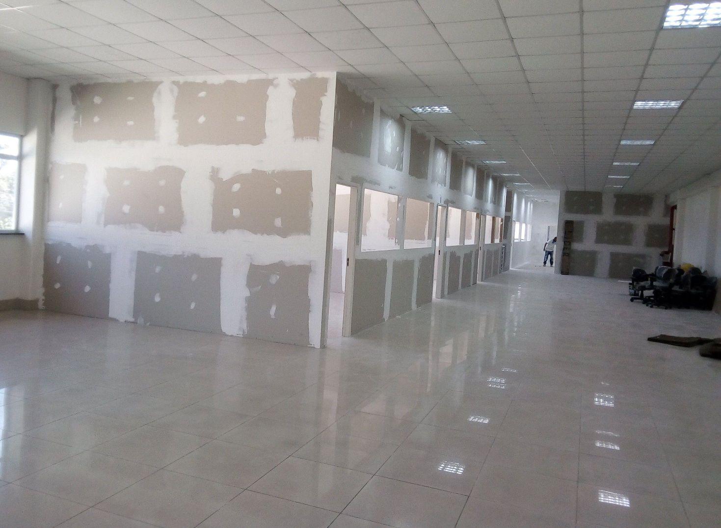 Instalação salas em Gesso Drywall  empresa SBC