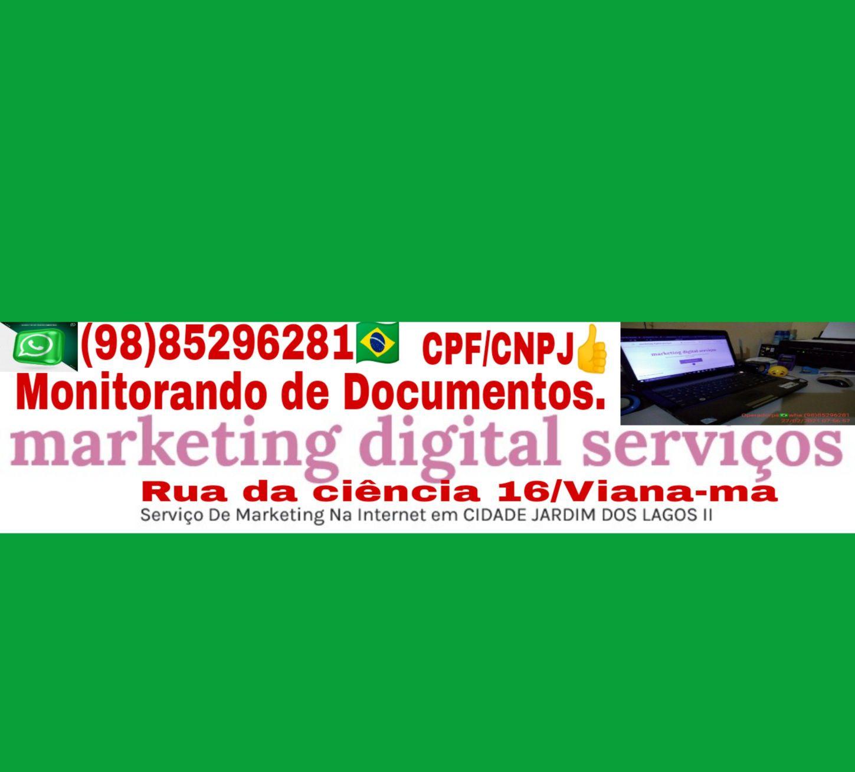 Monitoramento de Documentos  CPF/CNPJ🇧🇷