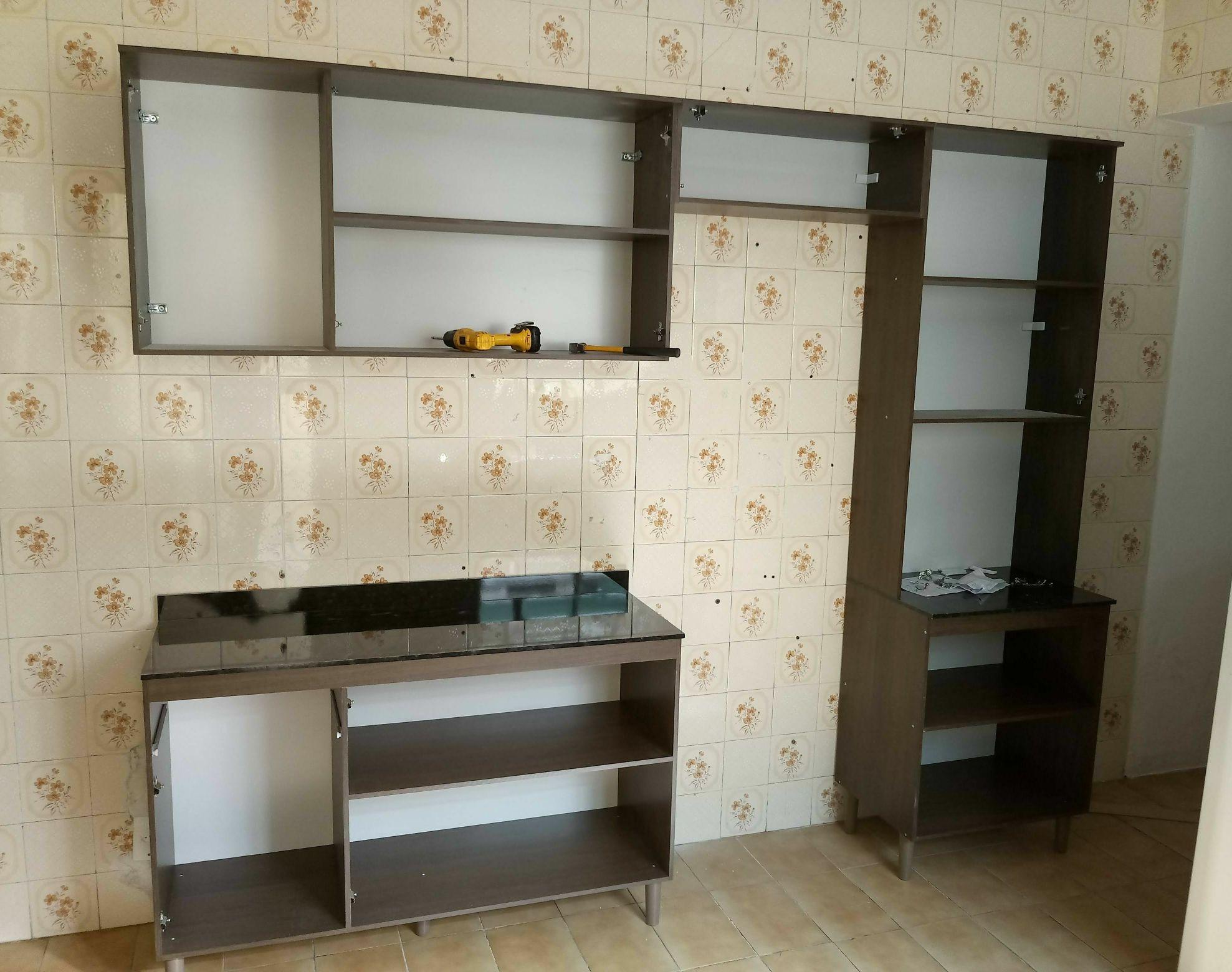 cozinha 4 pçs instalada