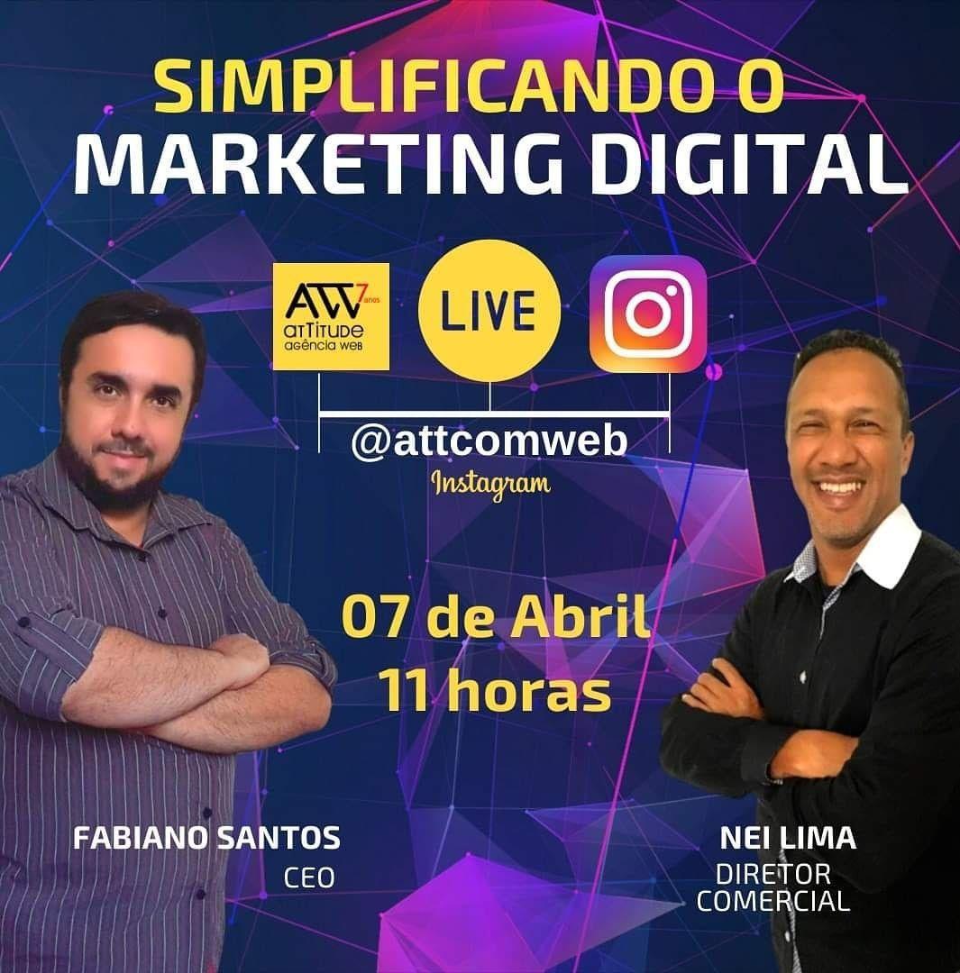 Treinamentos sobre marketing digital