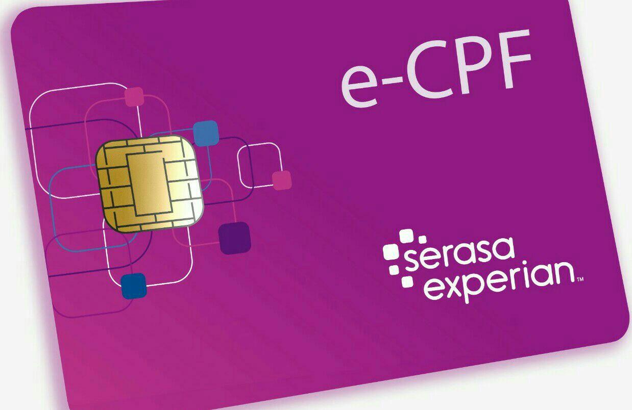 Afiliada de produtos digitais do serasa: e-CPF