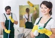 Limpeza de manutenção