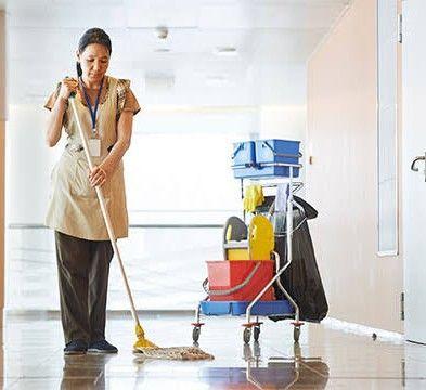 Limpeza de Salas e Escritórios