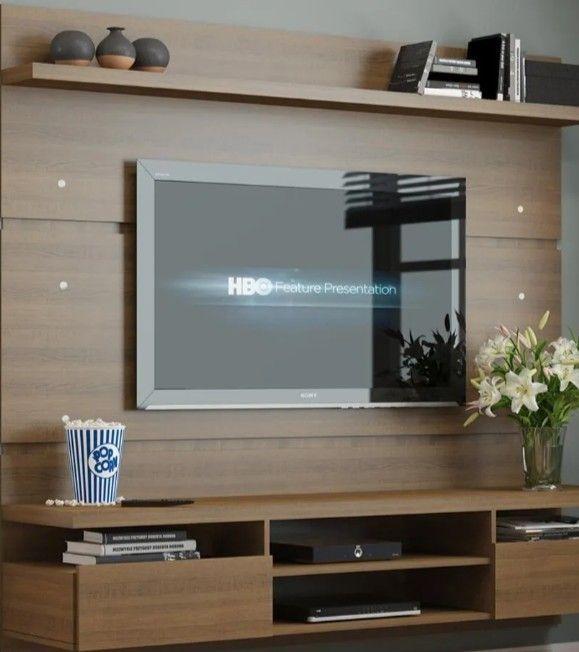 tv em painel