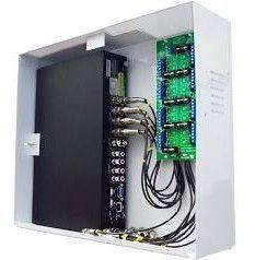 Caixa de organização e proteção DVR