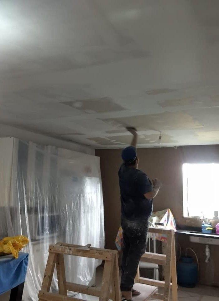 amasseamento de teto draall