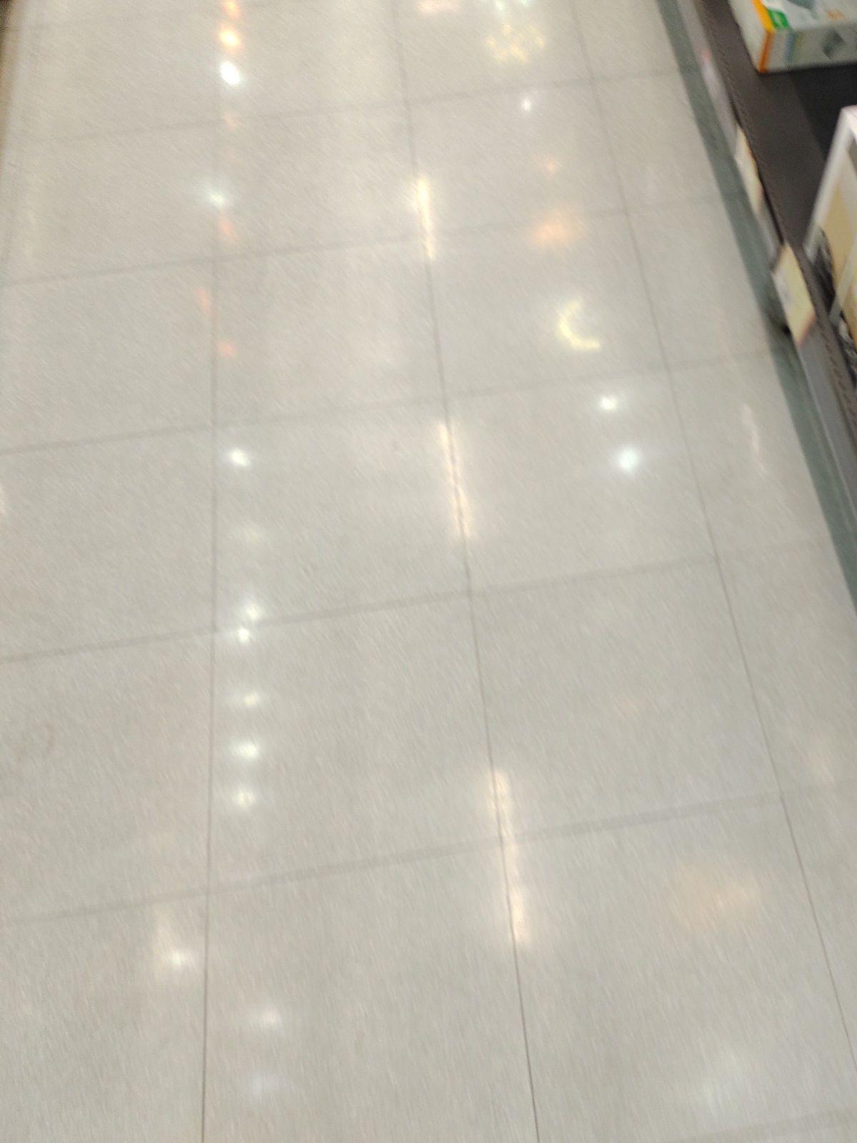 reforma do piso de loja
