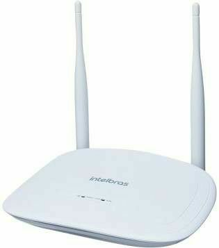 IWR 3000N    Roteador Wi-Fi 4 (N 300 Mbps)