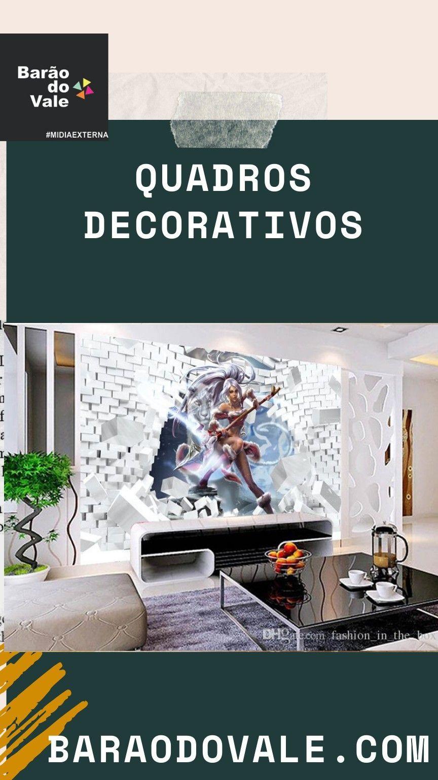 Quadros decorativos