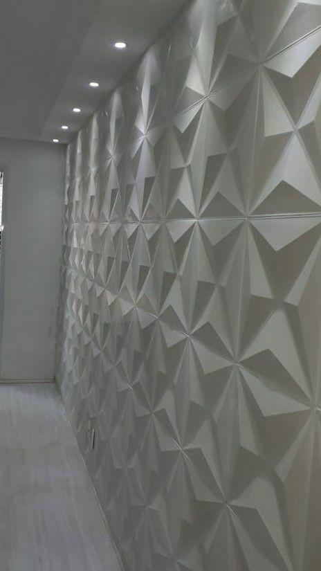 parede 3 D