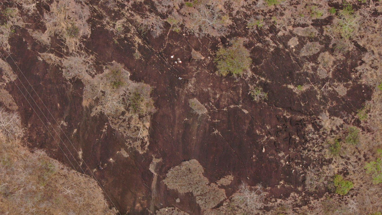 sítio arqueológico 2