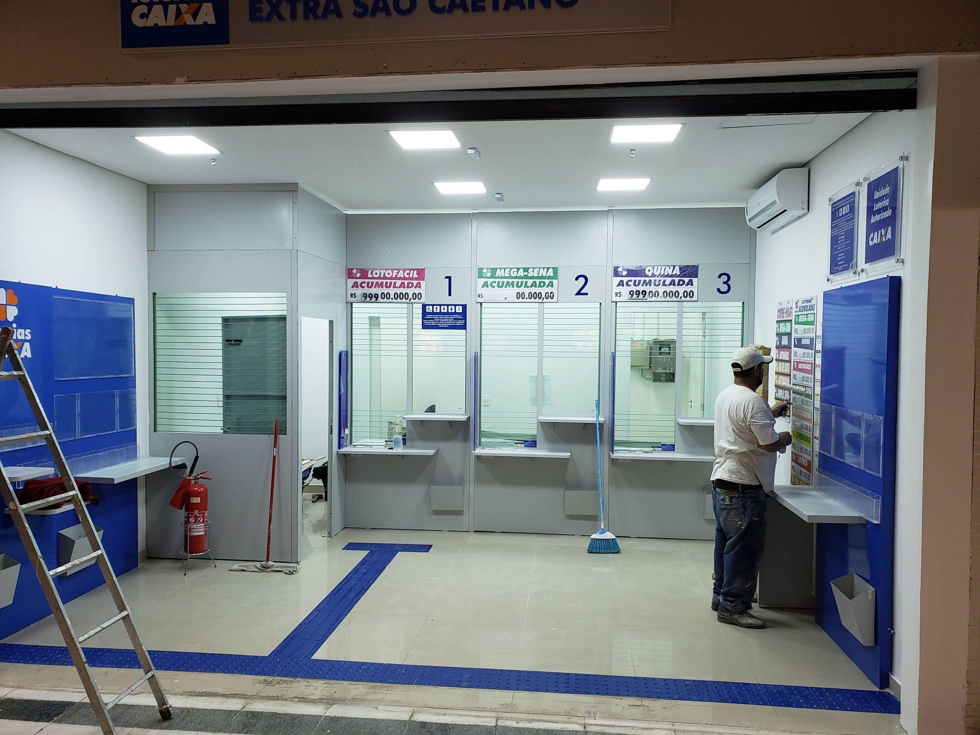 lotérica São Caetano