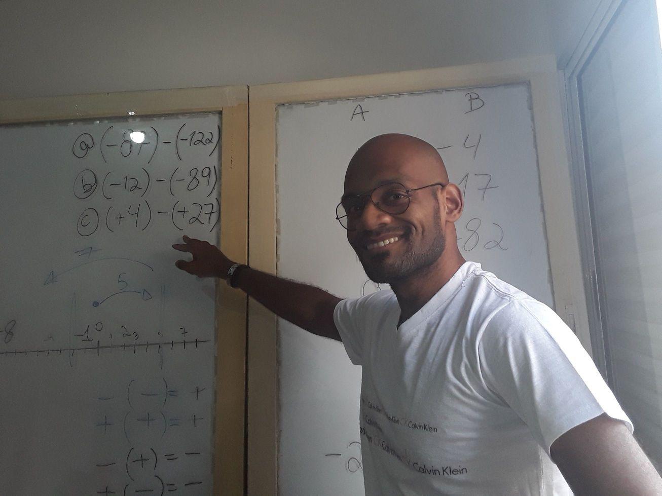 conversa sobre matemática