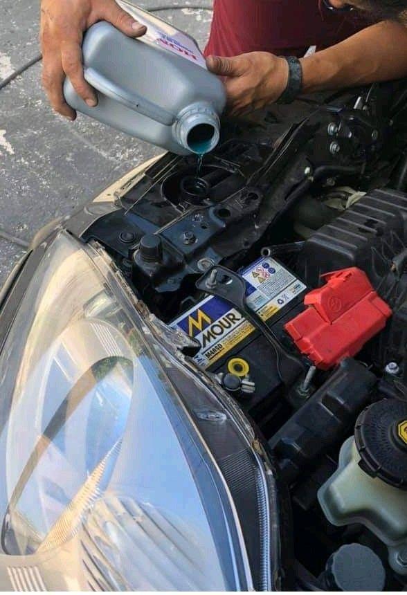 Bateria Moura do Honda Fit