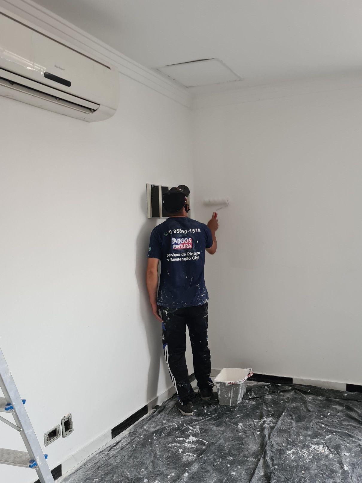 serviços de pintura em salas de aula