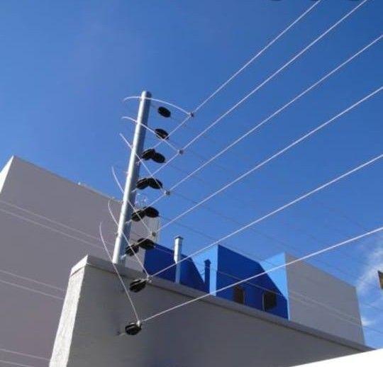 cercas elétrica