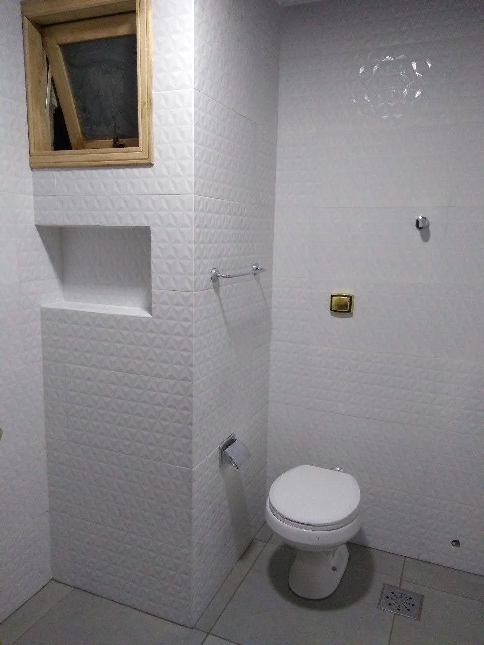 revestimento em banheiros