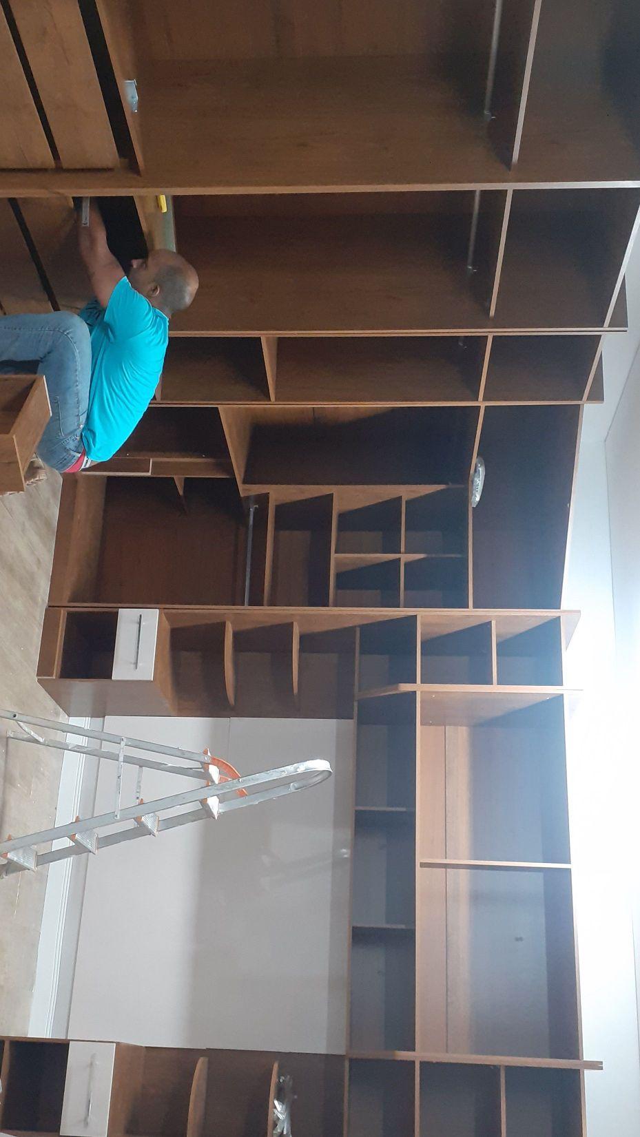 Montagem e desmontagem de Móveis novos e usados
