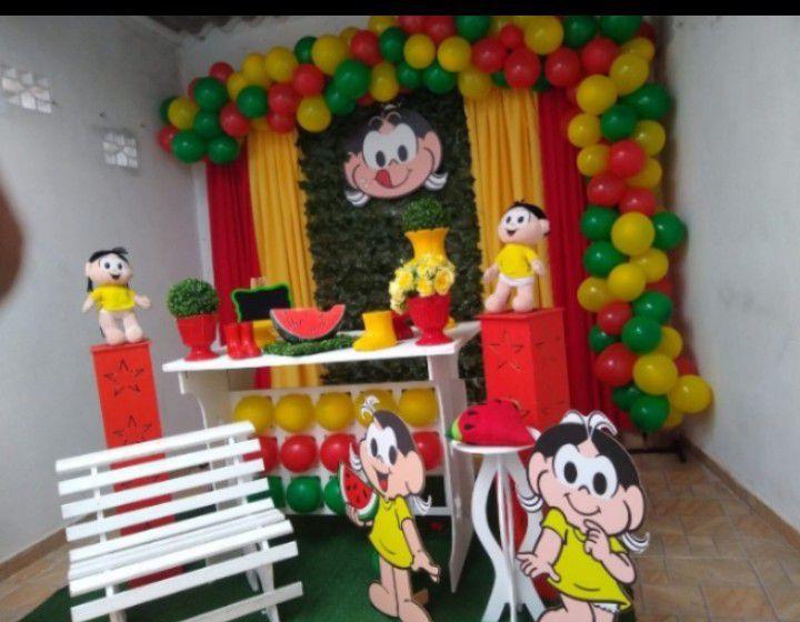 Decor Festa infantil