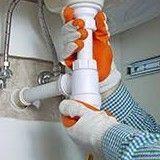 instalação kit hidráulica, em banheiro