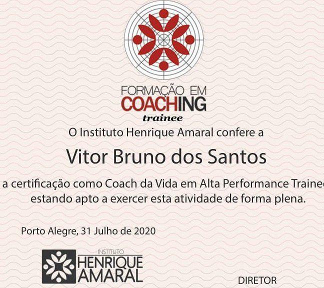 Capacitação em Coach de Alta Performance
