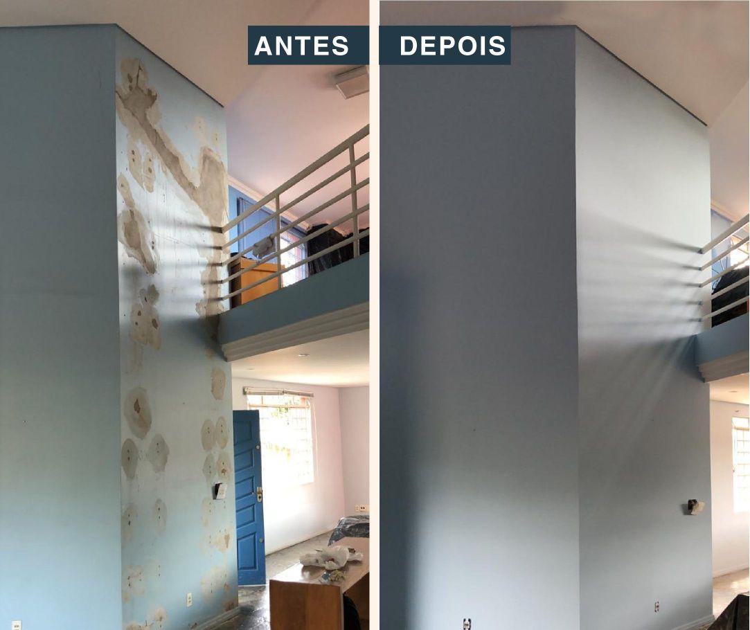 restauração e pintura