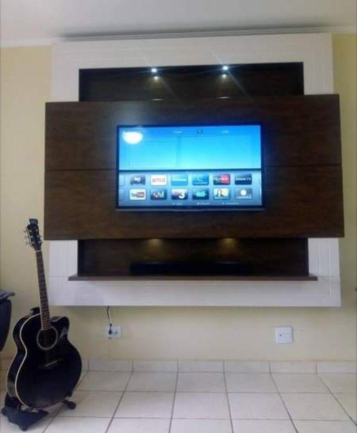 Painel de Tv 3D