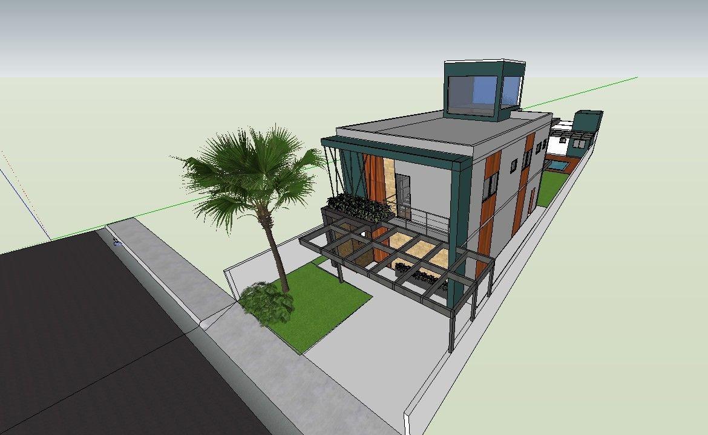 casa Atibaia Arquitetura