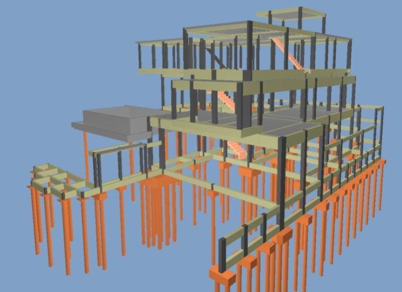 estrutura casa Mogi das Cruzes
