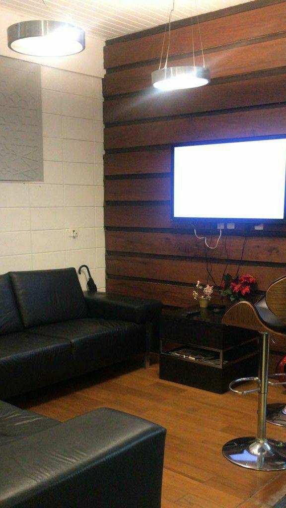 sala de espera de escritório