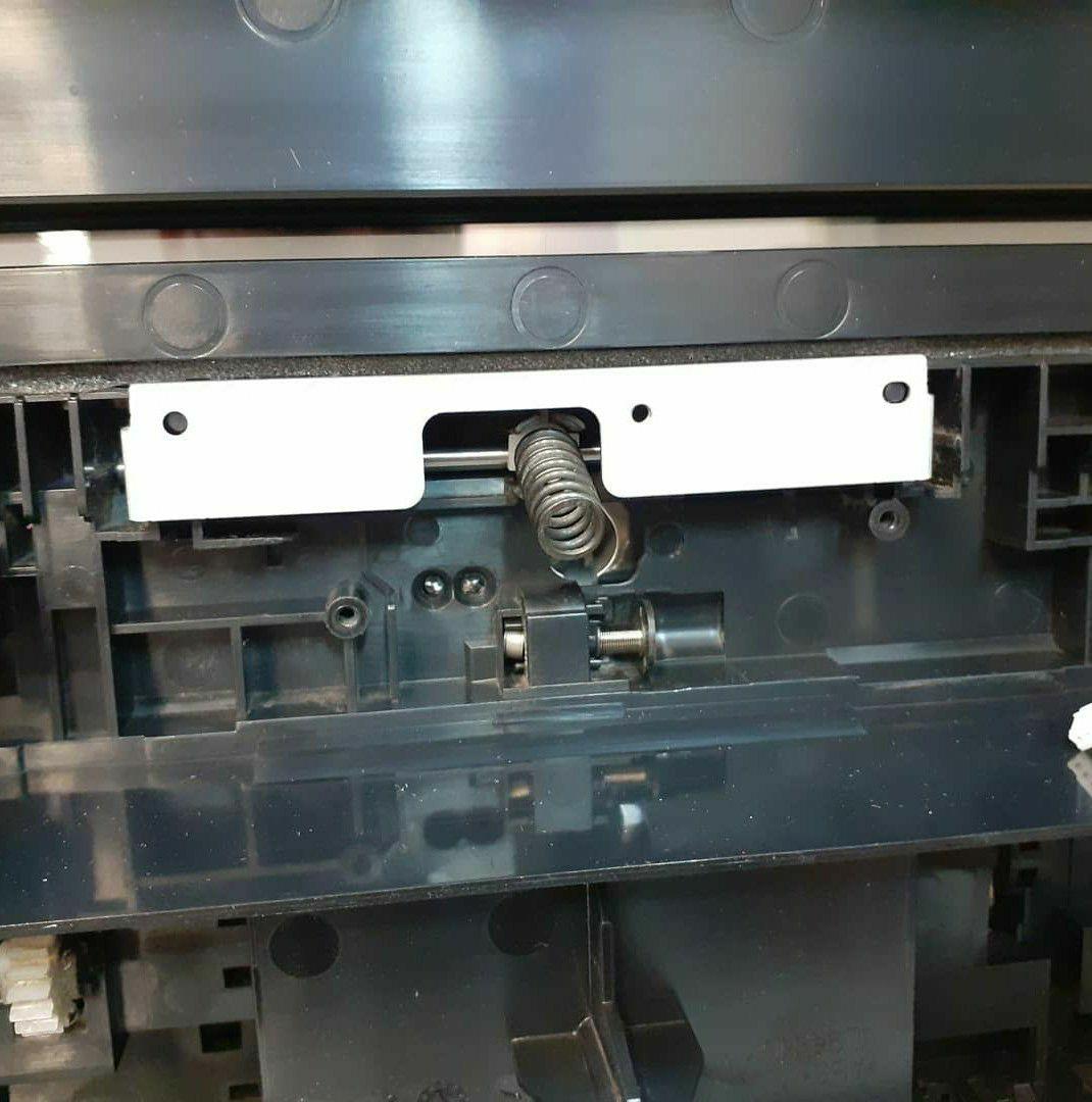 Manutenção preventiva fi-7160 (Depois).