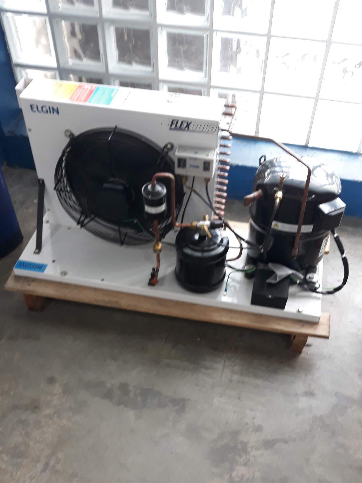 máquina de Câmara fria
