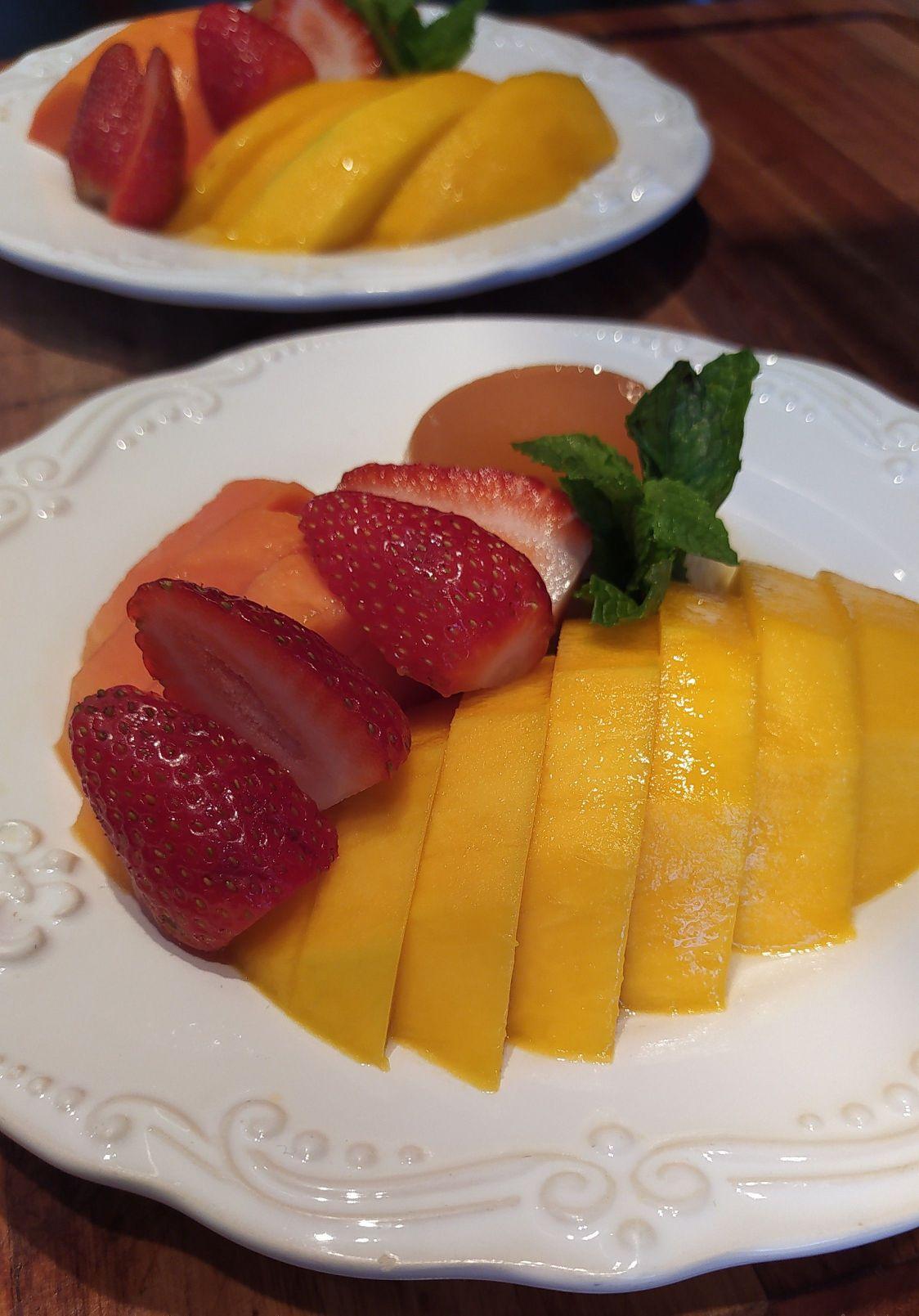 Panaché de Frutas do dia