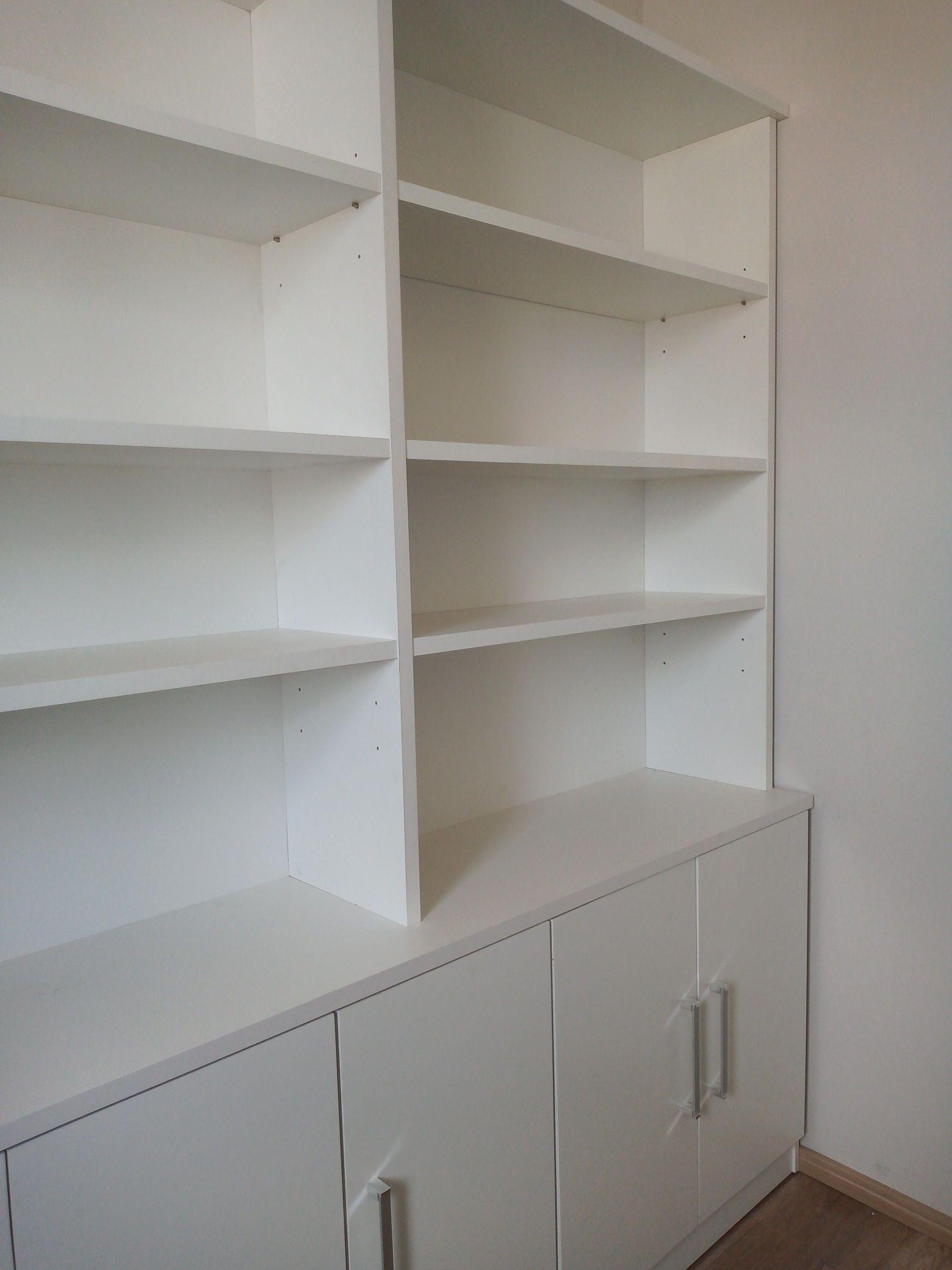 montagem de armário livraria